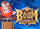 Онлайн игровой автомат Boom Brothers