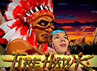 Популярный игровой автомат Fire Hawk