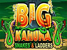 Большой Кахуна: Змеи И Лестницы – автомат от казино Азино777