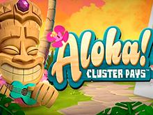 Играть онлайн в аппарат Алоха Групповые Выплаты